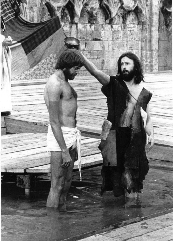 The Baptism 1976