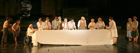 last supper 2012
